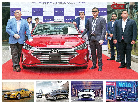 Fair Group is to introduce 'Made in Bangladesh' Cars With Hyundai Motors