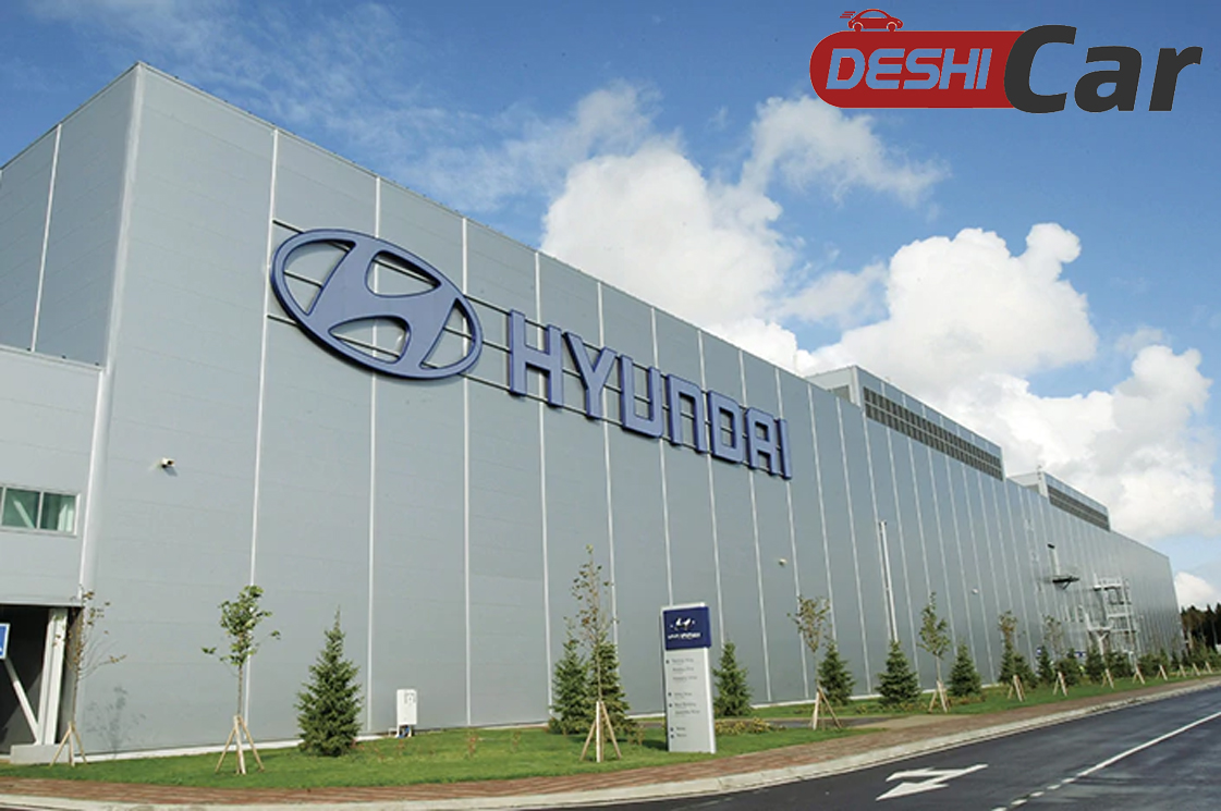 Hyundai car factory is in Bangladesh